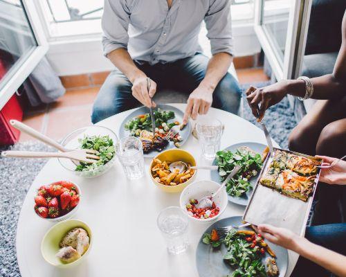 Buena alimentación para tu bienestar