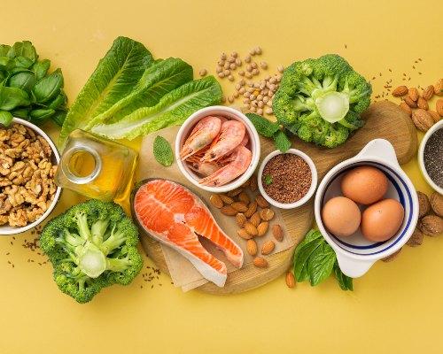 Los alimentos que debería tener una dieta balanceada