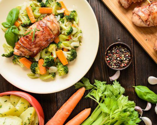 Guía para mantener una alimentación saludable y balanceada