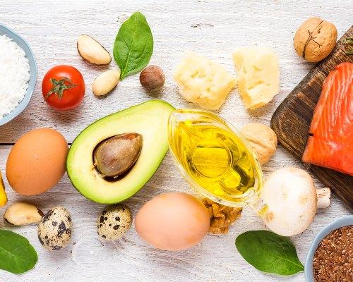 Alimentos con grasas que son buenos para tu cuerpo