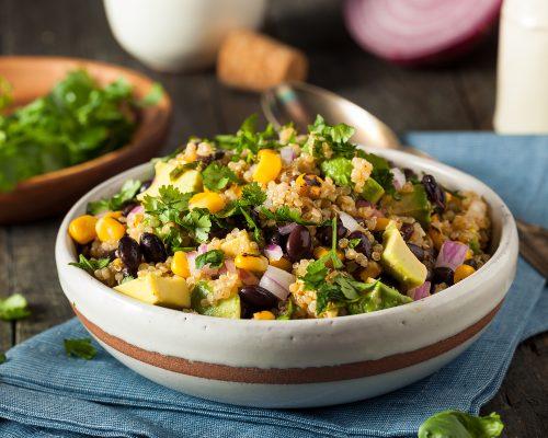 Recomendaciones para preparar cenas saludables y ricas en casa.
